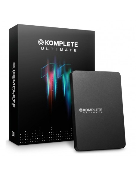 Komplete 11 Ultimate Native Instruments