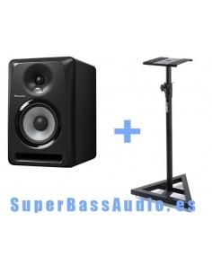 Pioneer S-DJ50X + Soporte Monitor