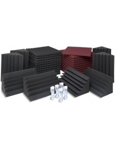 EZ Foam Acoustic Pack M Garnet