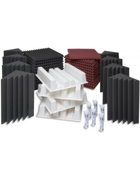 EZ Foam Acoustic Pack L Garnet
