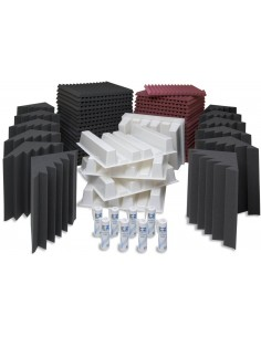 EZ Foam Acoustic Pack XL Garnet