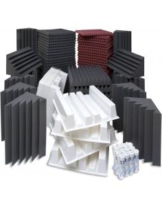 EZ Foam Acoustic Pack XXL Garnet