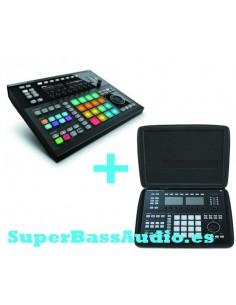 Maschine Studio negro + Funda UDG