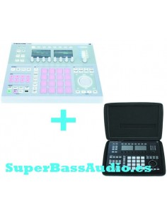 Maschine Studio Blanco + Funda UDG