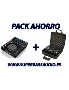 PIONEER XDJ-700 & PIONEER DJC-700 BAG