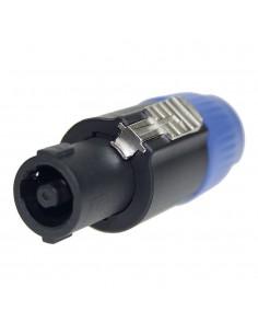 Adam Hall Speakon compatible Plug 4-Pole