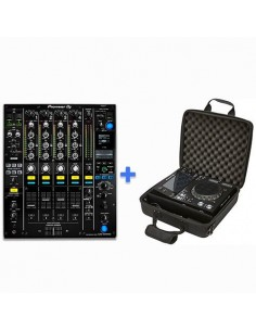 PIONEER DJM-900NXS2 + DJC-NXS2 BAG