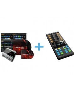 TRAKTOR SCRATCH A6 + TRAKTOR KONTROL X1 MK2