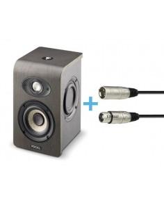FOCAL SHAPE 50 + Cable XLR Macho a XLR Hembra 3m