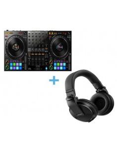 PIONEER DJ DDJ-1000 + PIONEER DJ HDJ-X5K
