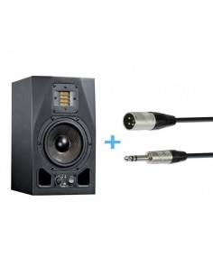 ADAM A3X + Cable XLR Macho a Jack Stereo 3m
