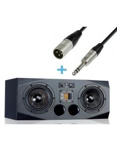 ADAM A77X (A) + Cable XLR Macho a Jack Stereo 3m