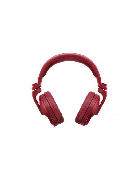 PIONEER HDJ-X5BT Rojo