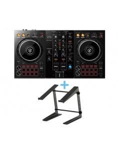 PIONEER DJ DDJ-400 + Soporte Portatil