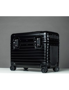 DIPLOMAT BLACK 63L - DJ TROLLEY EDITION