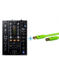 PIONEER DJM-450 + NEO CABLE D+ USB 2.0 CLASS B / 1.0M