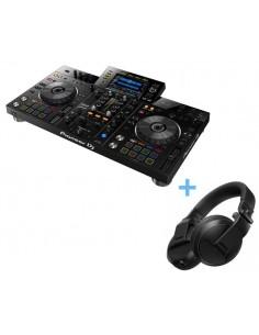 PIONEER DJ XDJ-RX2 + PIONEER DJ HDJ-X5BT