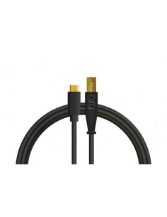 DJ Techtools Chroma cable USB-C Negro