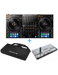 PIONEER DJ DDJ-1000 + PIONEER DJ DJC-1X BAG + DECKSAVER