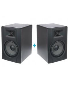 2x M-AUDIO BX8 D3