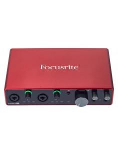 Focusrite Scarlett 8i6 3rd Gen
