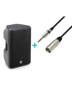 YAMAHA DBR 15 + Cable