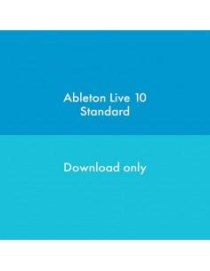 Ableton Live 10 Standard desde versión anterior Live Standard 1-9 Descarga