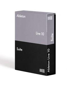 Ableton Live 10 Suite actualización desde Live Intro