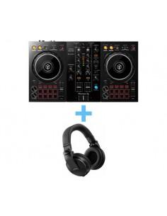 PIONEER DJ DDJ-400 + PIONEER DJ HDJ-X5K