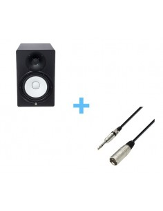 YAMAHA HS 8 + CABLE XLR MALE TO 6.3 MM JACK STEREO 3 M