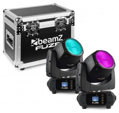 BEAMZ FUZE75B SET 2 PCS CABEZA MOVIL...