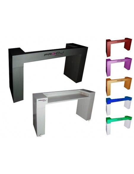 PRO-DJ STAND BASIC (mueble cabina madera furniture table discoteca pub terraza diseño desmontable)