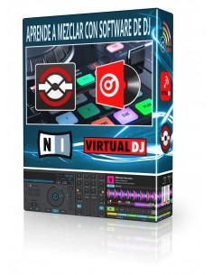 CURSO DJ Traktor y Virtual