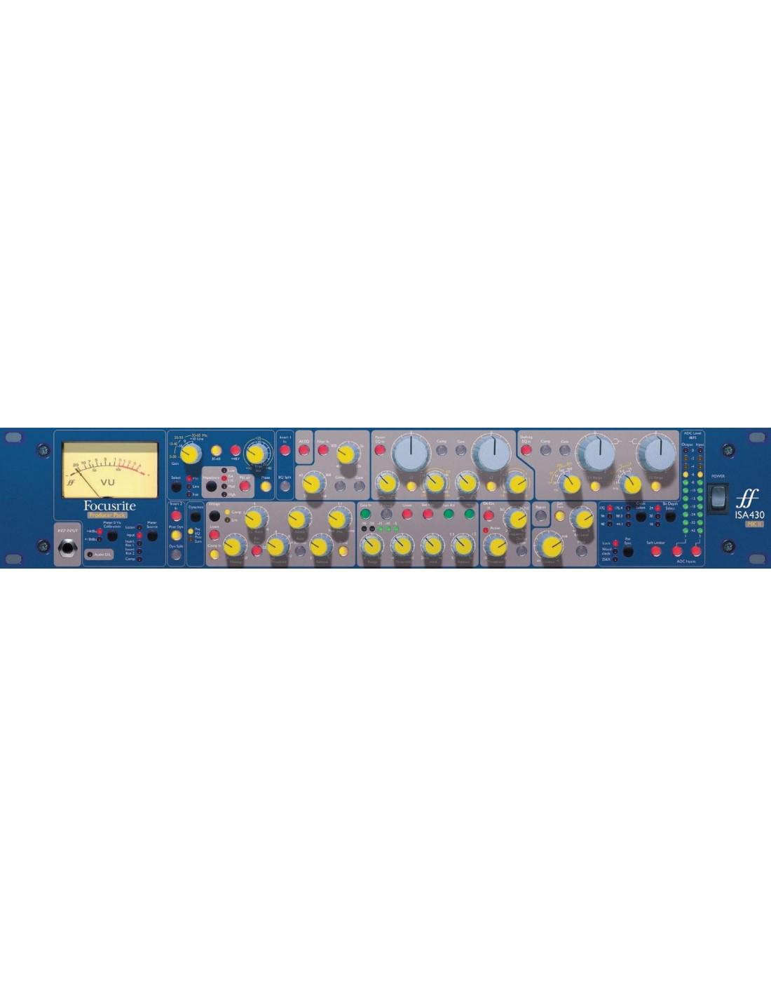 Focusrite ISA-430-MKII