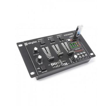 VONYX STM-3020B Mezclador de 6...