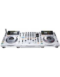 Pioneer Pack  CDJ-2000 white DJM-900 Nexus white