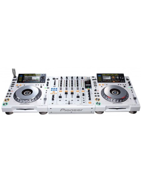 Pioneer Pack  CDJ-2000 white DJM-900 Nexus white