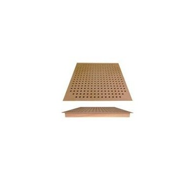 Square Tile Light Brown (6 UNIDADES)