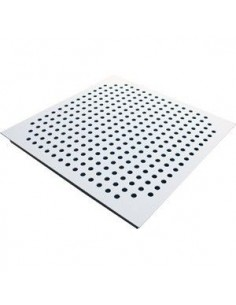 Square Tile White (6 UNIDADES)