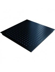 Square Tile Black 6 UNIDADES)