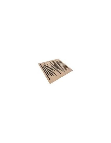 WaveWood Light Brown (10 UNIDADES)