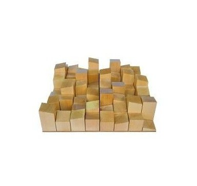 Multifuser Wood Light brown 64 (1 ud)