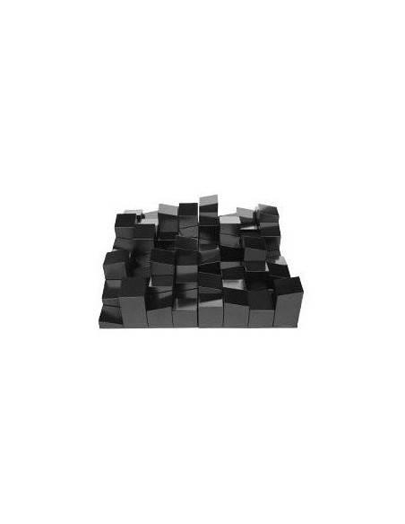 Vicoustic Multifuser Wood Black 64 (1 ud)