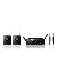 Akg WMS-40 MINI DUAL INSTR. SET