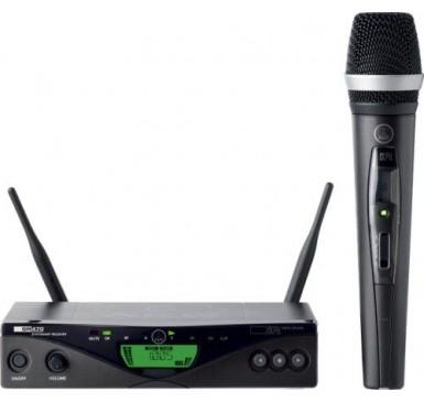Akg WMS-470 VOCAL D5