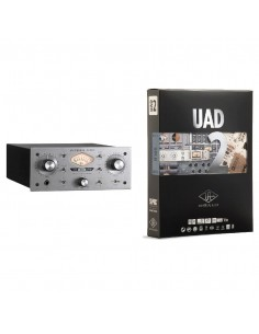 Universal Audio 710 Twin Finity Ch/ UAD-2 SOLO