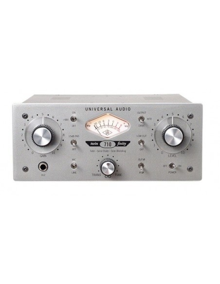 Universal Audio 710 Twin Finity Ch/ UAD-2 SOLO