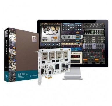 Universal Audio UAD-2 Quad Core PCIe