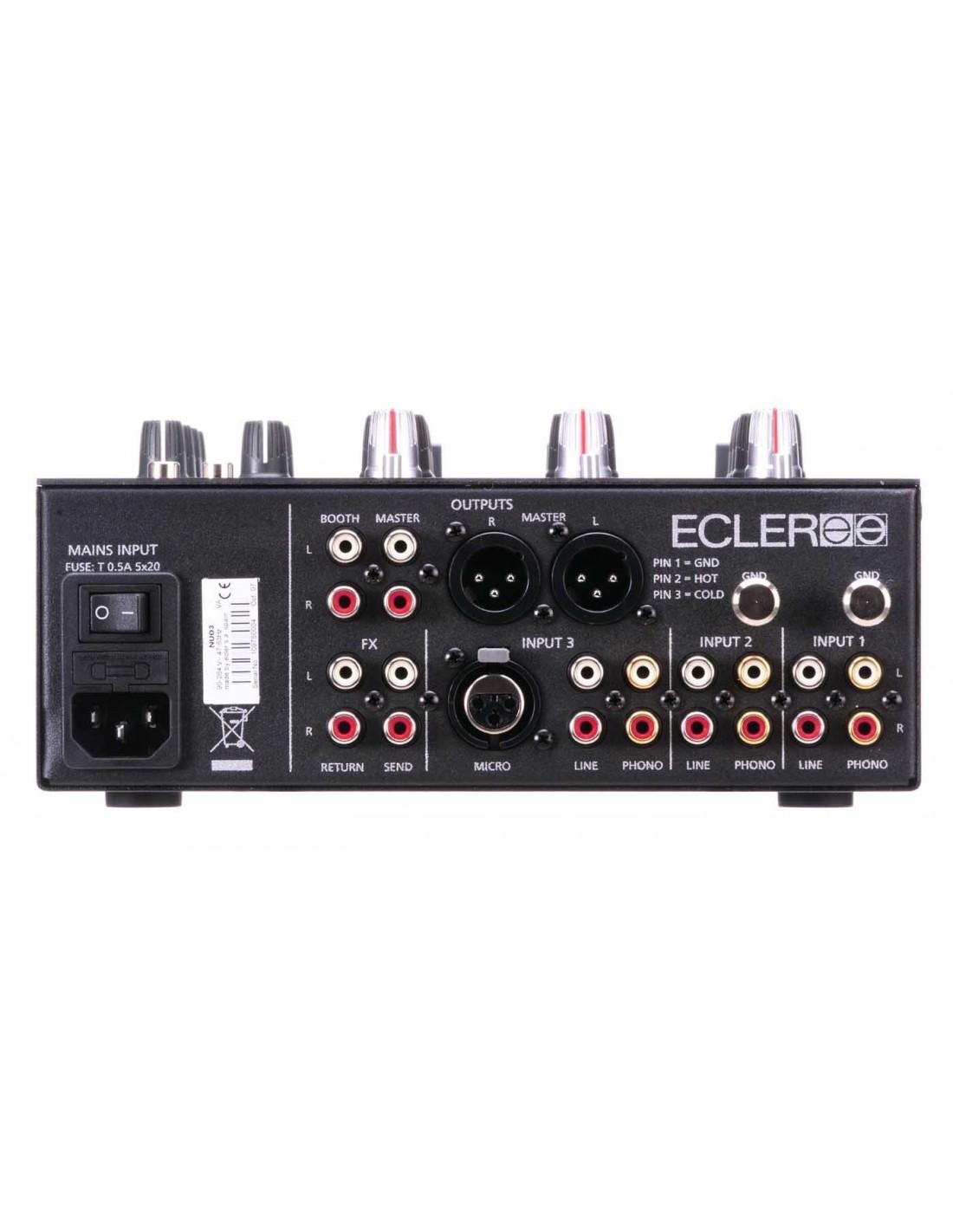 Ecler NUO3.0 - Superbass Audio