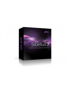 Avid Software Musical Avid SIBELIUS 7 - ACADEMIC para Estudiantes